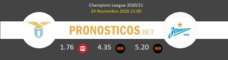 Lazio vs Zenit Pronostico (24 Nov 2020) 1