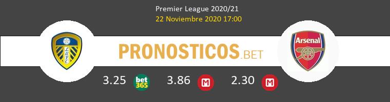 Leeds United vs Arsenal Pronostico (22 Nov 2020) 1