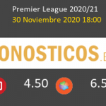 Leicester vs Fulham Pronostico (30 Nov 2020) 3