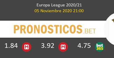 Leicester vs Sporting Braga Pronostico (5 Nov 2020) 4