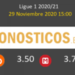 Lens vs Angers SCO Pronostico (29 Nov 2020) 6