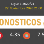 Lille vs Lorient Pronostico (22 Nov 2020) 2