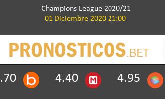 Liverpool vs Ajax Pronostico (1 Dic 2020) 2