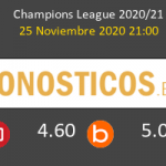 Liverpool vs Atalanta Pronostico (25 Nov 2020) 2