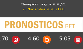 Liverpool vs Atalanta Pronostico (25 Nov 2020) 3