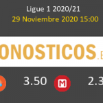 Lorient vs Montpellier Pronostico (29 Nov 2020) 5