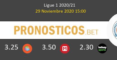 Lorient vs Montpellier Pronostico (29 Nov 2020) 4