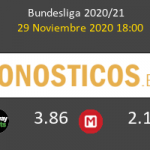 Mainz 05 vs Hoffenheim Pronostico (29 Nov 2020) 2