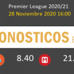 Manchester City vs Burnley Pronostico (28 Nov 2020) 7