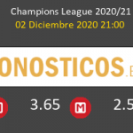 Manchester United vs Paris Saint Germain Pronostico (2 Dic 2020) 7