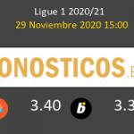 Metz vs Stade Brestois Pronostico (29 Nov 2020) 7