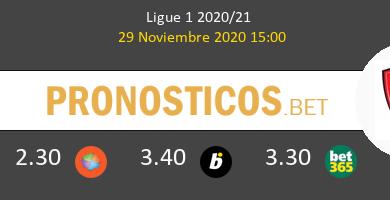 Metz vs Stade Brestois Pronostico (29 Nov 2020) 6