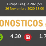 Molde FK vs Arsenal Pronostico (26 Nov 2020) 7