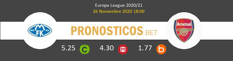 Molde FK vs Arsenal Pronostico (26 Nov 2020) 1