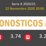Napoles vs Milan Pronostico (22 Nov 2020) 2