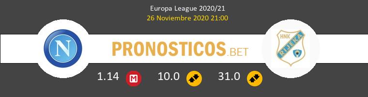 Napoles vs Rijeka Pronostico (26 Nov 2020) 1