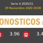 Nápoles vs Roma Pronostico (29 Nov 2020) 2