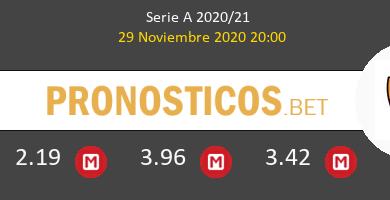 Nápoles vs Roma Pronostico (29 Nov 2020) 6