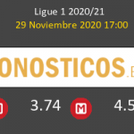 Niza vs Dijon FCO Pronostico (29 Nov 2020) 3
