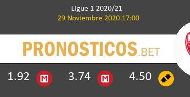 Niza vs Dijon FCO Pronostico (29 Nov 2020) 2