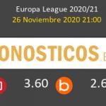 Nice vs Slavia Praha Pronostico (26 Nov 2020) 6