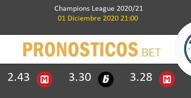 Porto vs Manchester City Pronostico (1 Dic 2020) 5