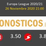 Rangers FC vs Benfica Pronostico (26 Nov 2020) 3