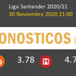 Real Betis vs Eibar Pronostico (30 Nov 2020) 2