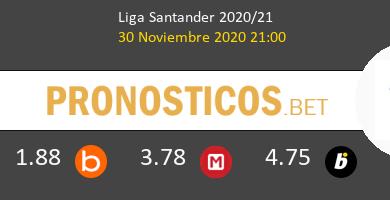 Real Betis vs Eibar Pronostico (30 Nov 2020) 2