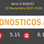 Roma vs Parma Pronostico (22 Nov 2020) 5