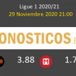 SaintvÉtienne vs Lille Pronostico (29 Nov 2020) 2