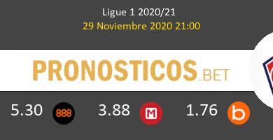 SaintvÉtienne vs Lille Pronostico (29 Nov 2020) 1