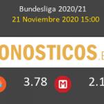Schalke 04 vs Wolfsburgo Pronostico (21 Nov 2020) 6
