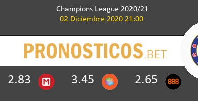 Sevilla vs Chelsea Pronostico (2 Dic 2020) 15