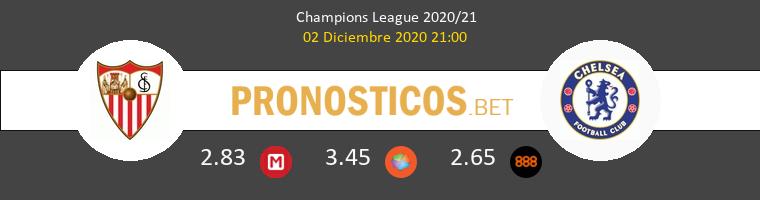 Sevilla vs Chelsea Pronostico (2 Dic 2020) 1