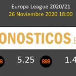 Slovan Liberec vs Hoffenheim Pronostico (26 Nov 2020) 7