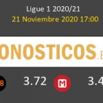 Stade Brestois vs SaintvÉtienne Pronostico (21 Nov 2020) 7