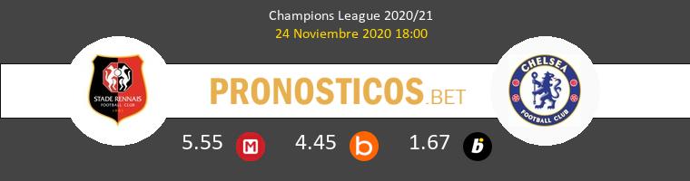 Stade Rennais vs Chelsea Pronostico (24 Nov 2020) 1