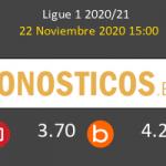 Reims vs Nimes Pronostico (22 Nov 2020) 3