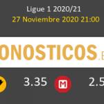 Estrasburgo vs Stade Rennais Pronostico (27 Nov 2020) 4