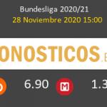 Stuttgart vs Bayern Munchen Pronostico (28 Nov 2020) 5