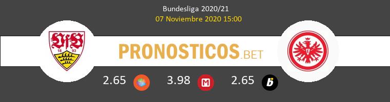 Stuttgart vs Eintracht Frankfurt Pronostico (7 Nov 2020) 1