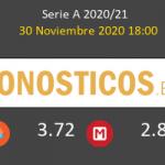 Torino vs Sampdoria Pronostico (30 Nov 2020) 3