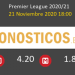 Tottenham Hotspur vs Manchester City Pronostico (21 Nov 2020) 4