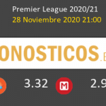 West Bromwich Albion vs Sheffield United Pronostico (28 Nov 2020) 5