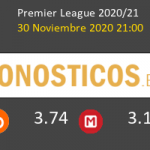 West Ham vs Aston Villa Pronostico (30 Nov 2020) 2