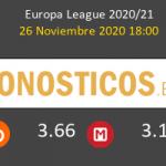 Wolfsberger AC vs Dinamo Zagreb Pronostico (26 Nov 2020) 5