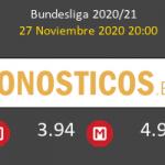 Wolfsburgo vs Werder Bremen Pronostico (27 Nov 2020) 7