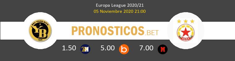 Young Boys vs CSKA Sofia Pronostico (5 Nov 2020) 1