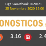 Zaragoza vs Rayo Vallecano Pronostico (25 Nov 2020) 7